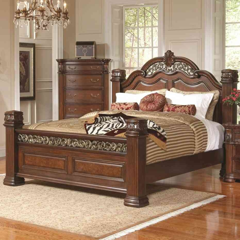 Bed Frame King Size Wood931 X 931