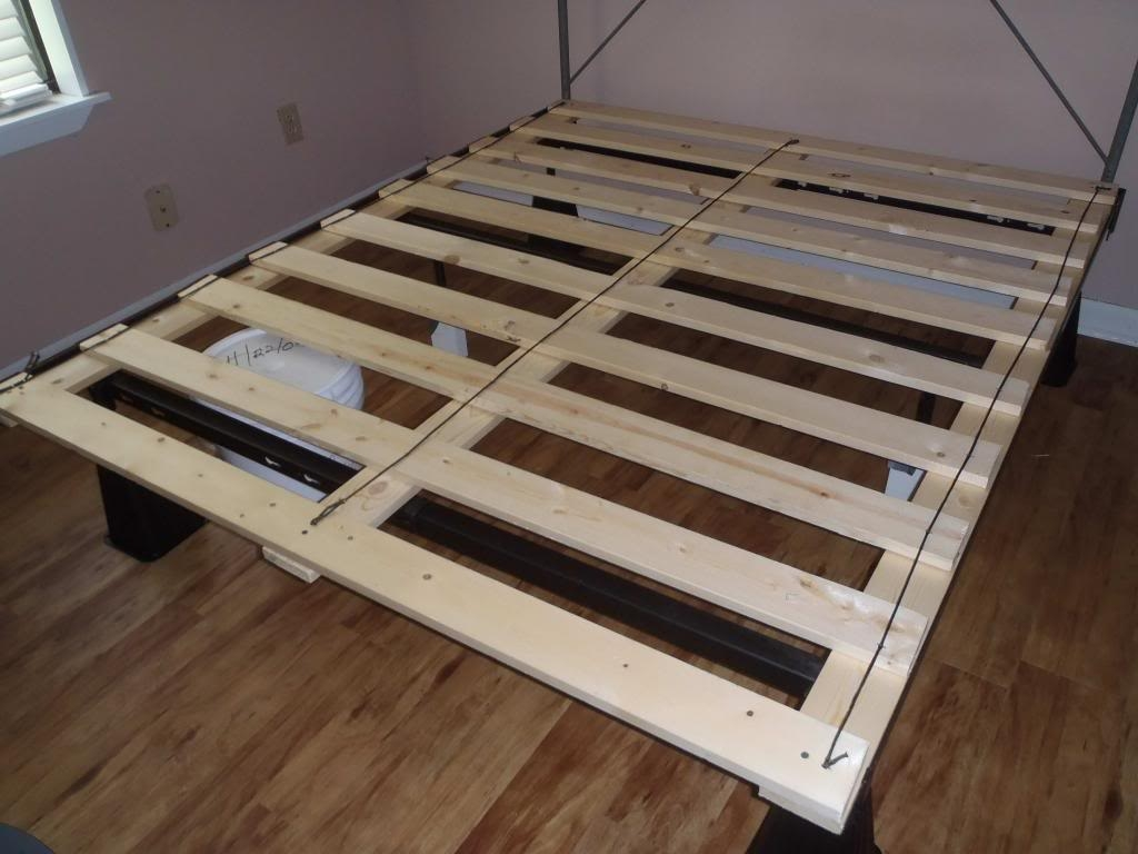 Bed Frames Without Box Springs