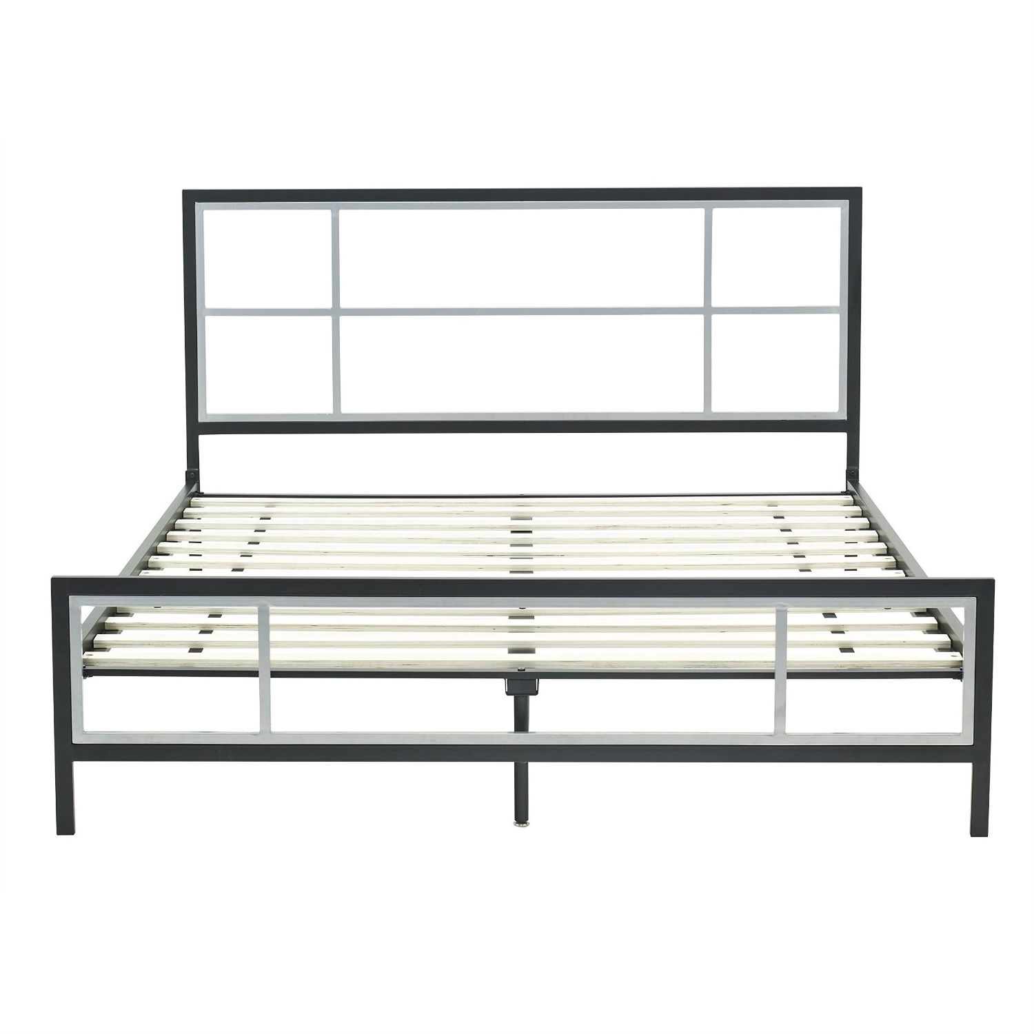 Bolt On Queen Size Metal Bed Frame For Headboard And Footboarddownload queen bed frames with headboard and footboard bedroom