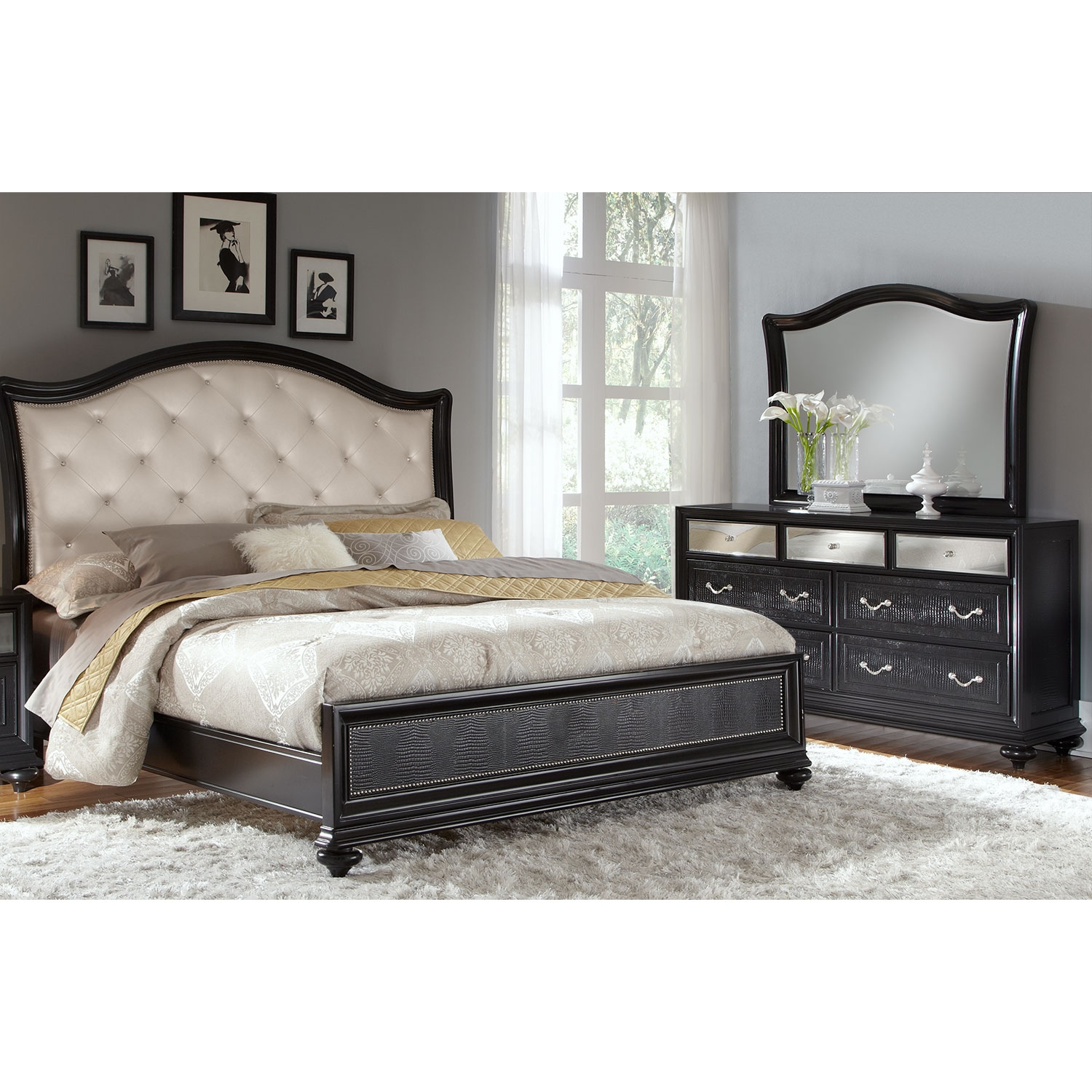City Furniture Bed Frames