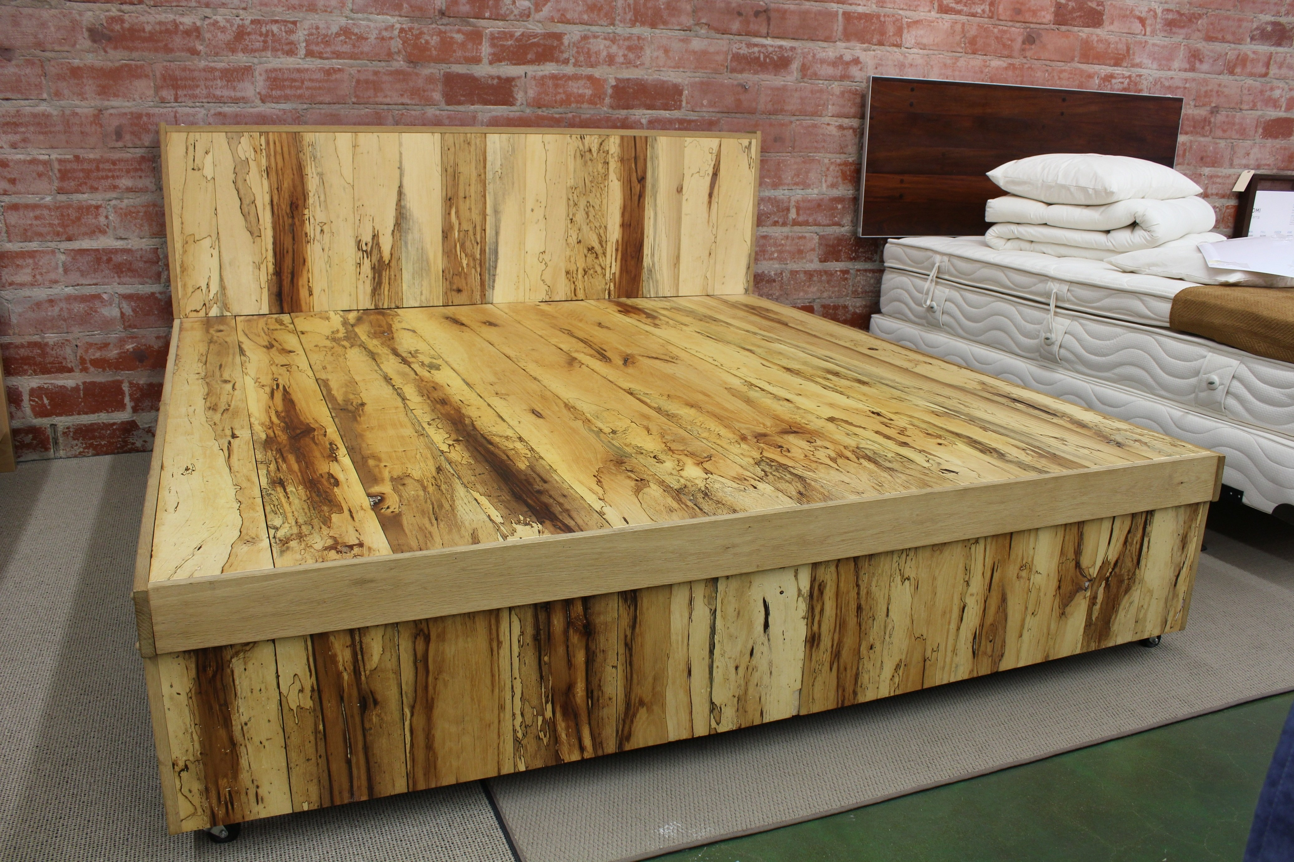 Country Bed Frames
