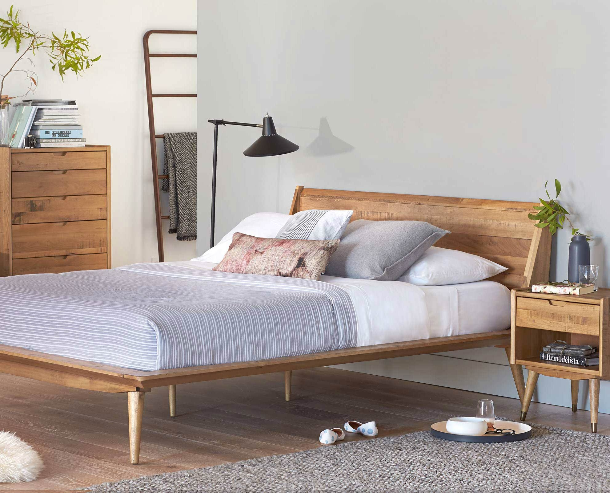 Permalink to Dania Bed Frame