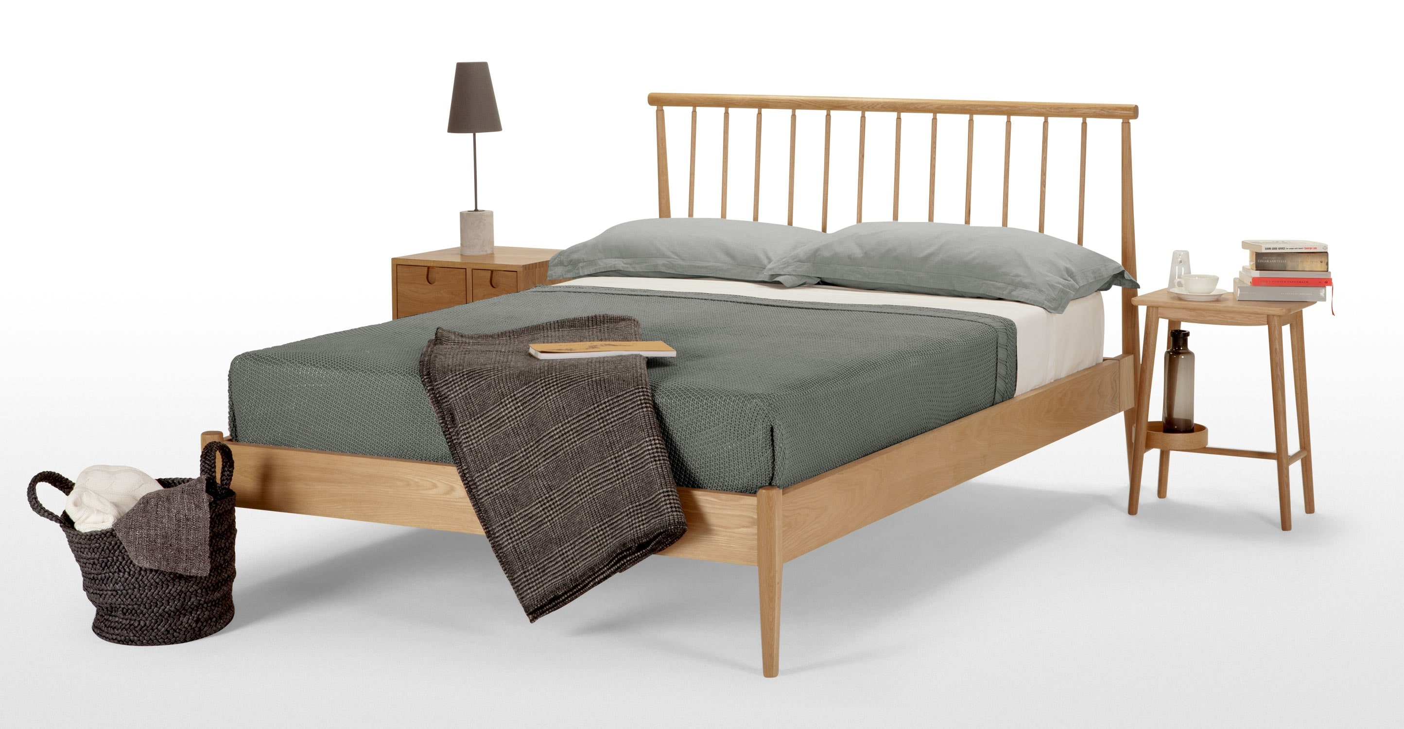 Euro Double Bed Frame