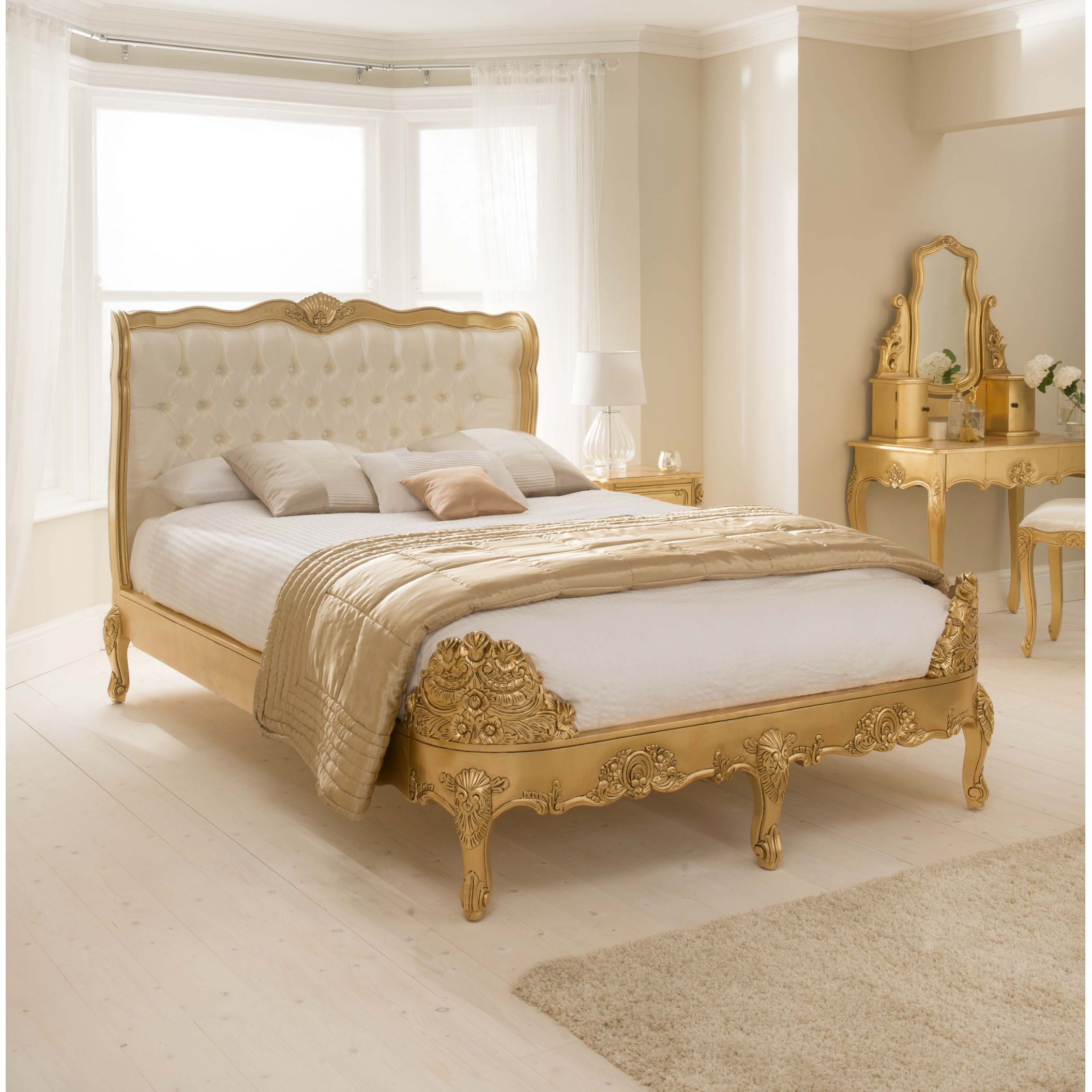 French Bed Frame Super King Size