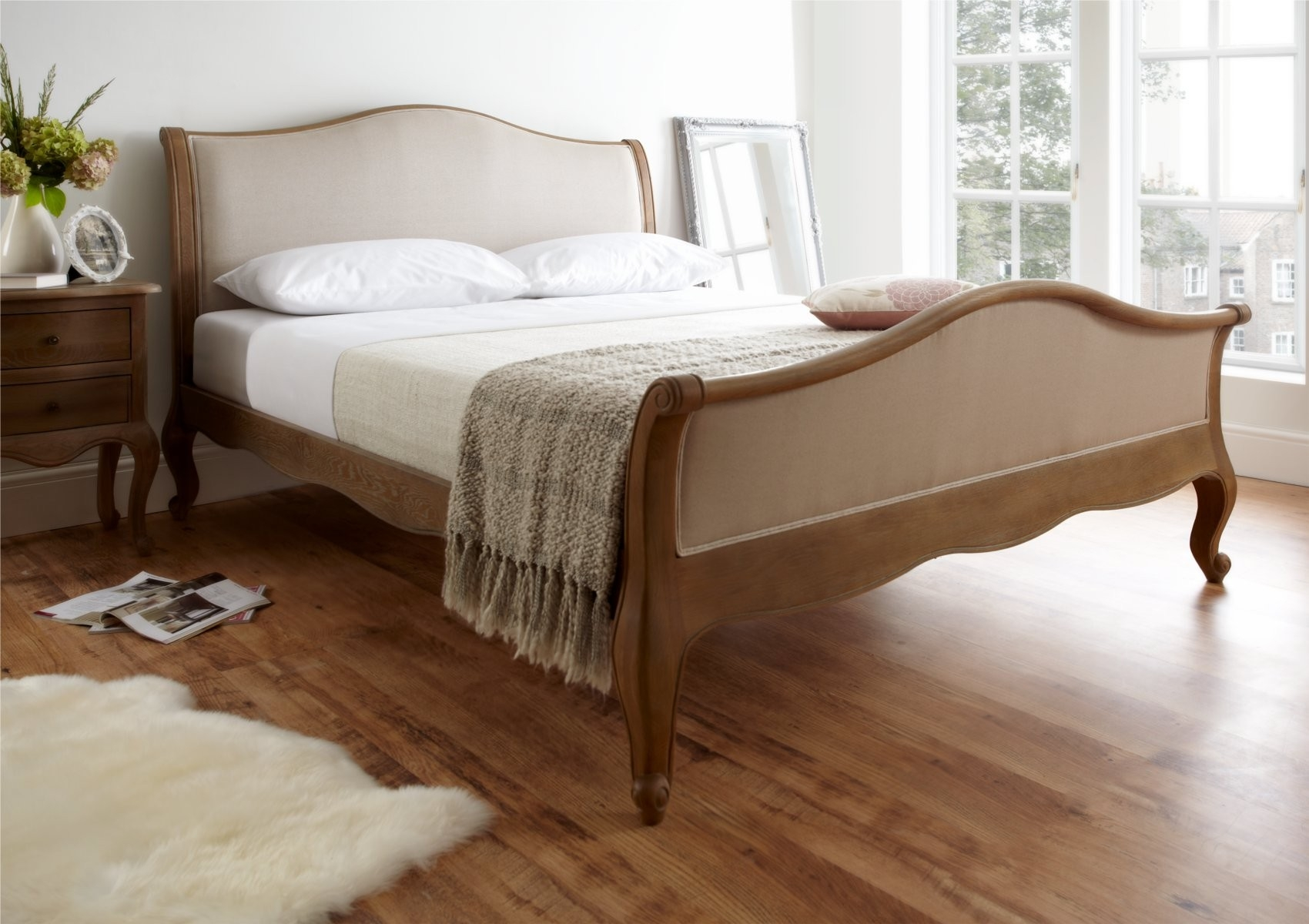 French Style Bed Frames