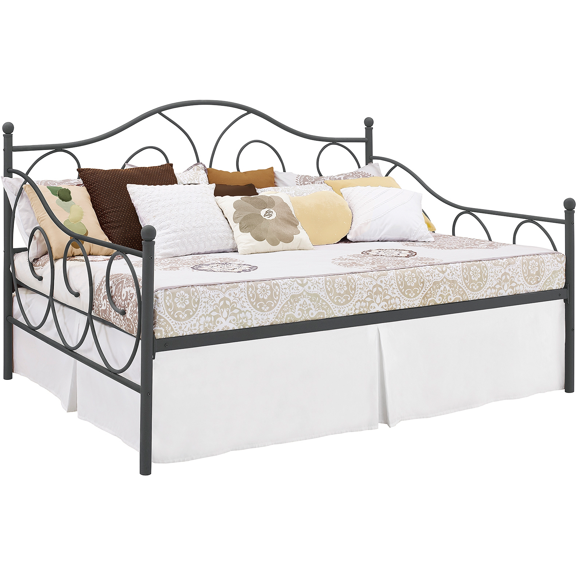Full Size Metal Trundle Bed Frame