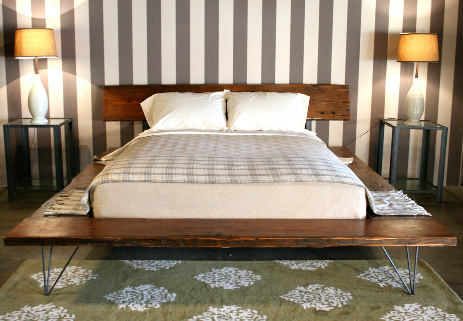 Handcrafted Bed Frames