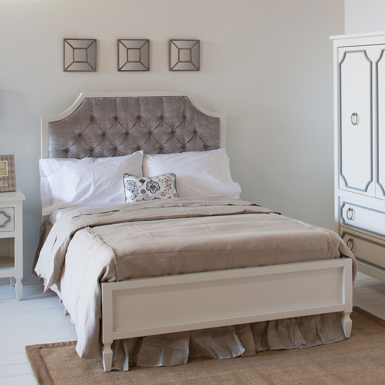 Hollywood Style Queen Bed Frame1280 X 1280