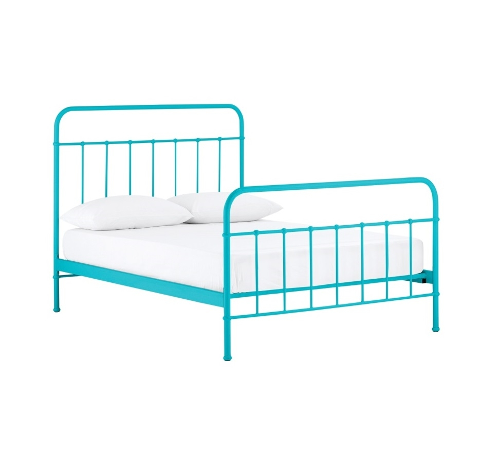 Iron Bed Frame King Single