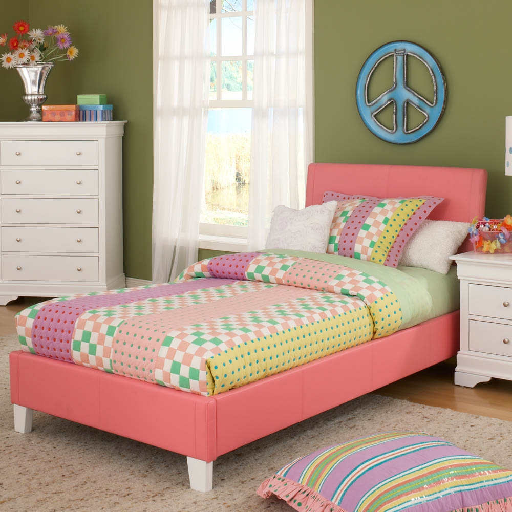 Kid Twin Size Bed Frame