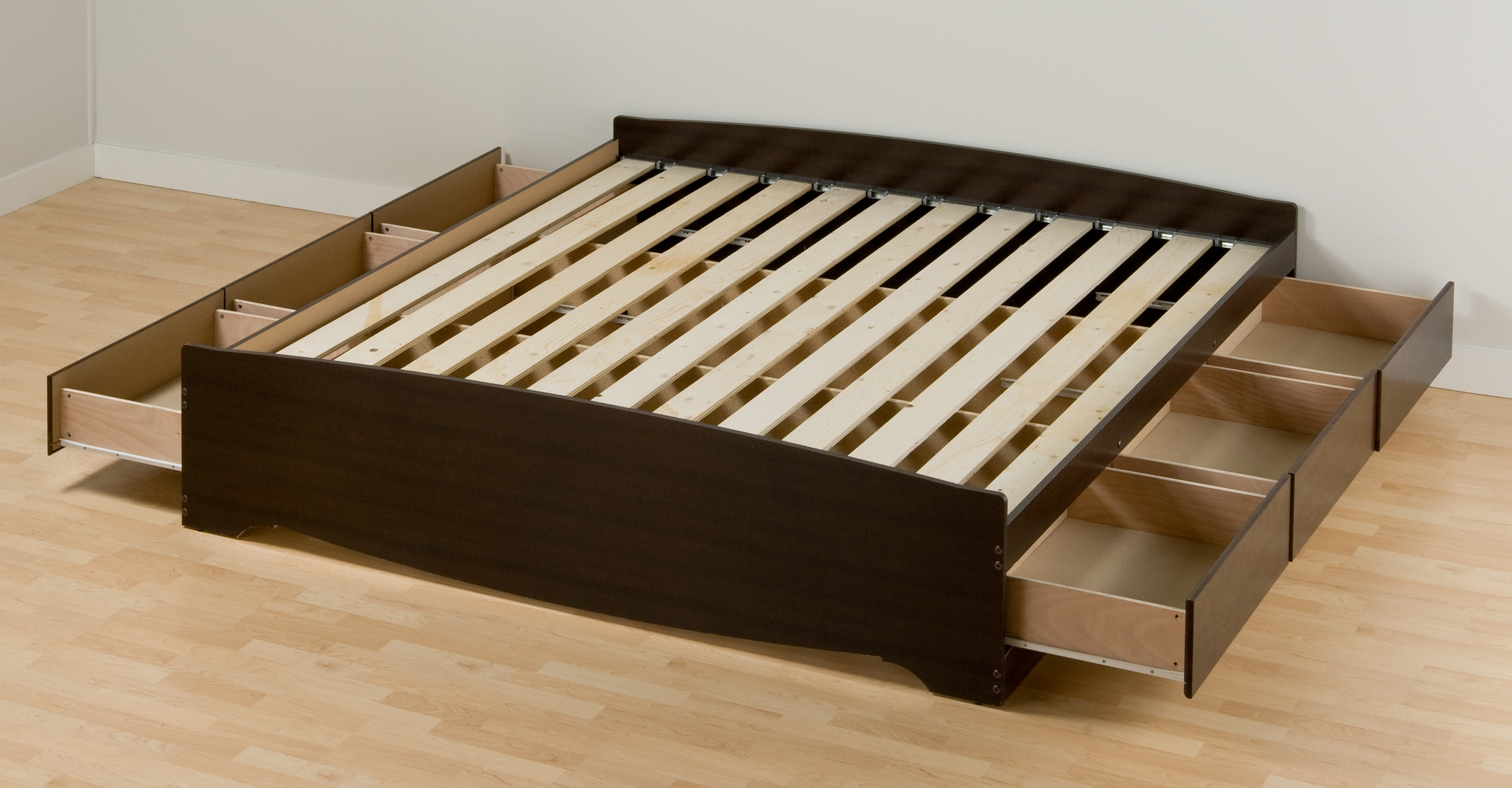 King Size Bed Frame No Box Spring
