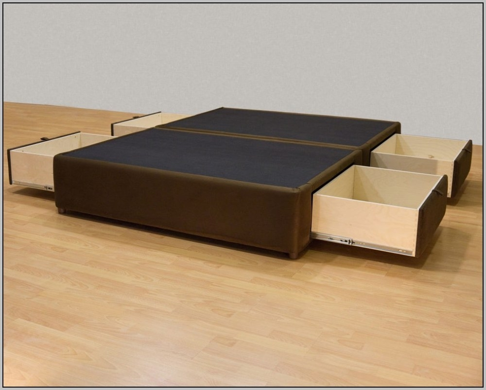 Permalink to King Size Bed Frame With Storage