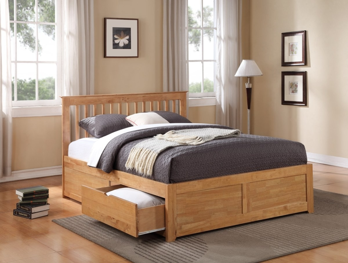 Permalink to King Size Wood Bed Frames