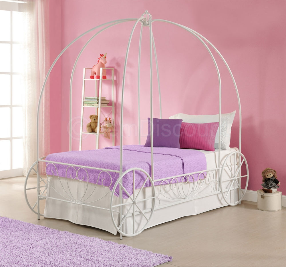 Permalink to Little Girl Twin Bed Frame