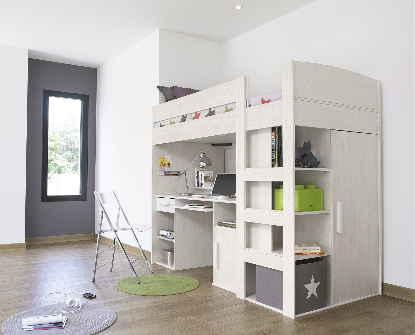 Loft Bed Frame For Adults