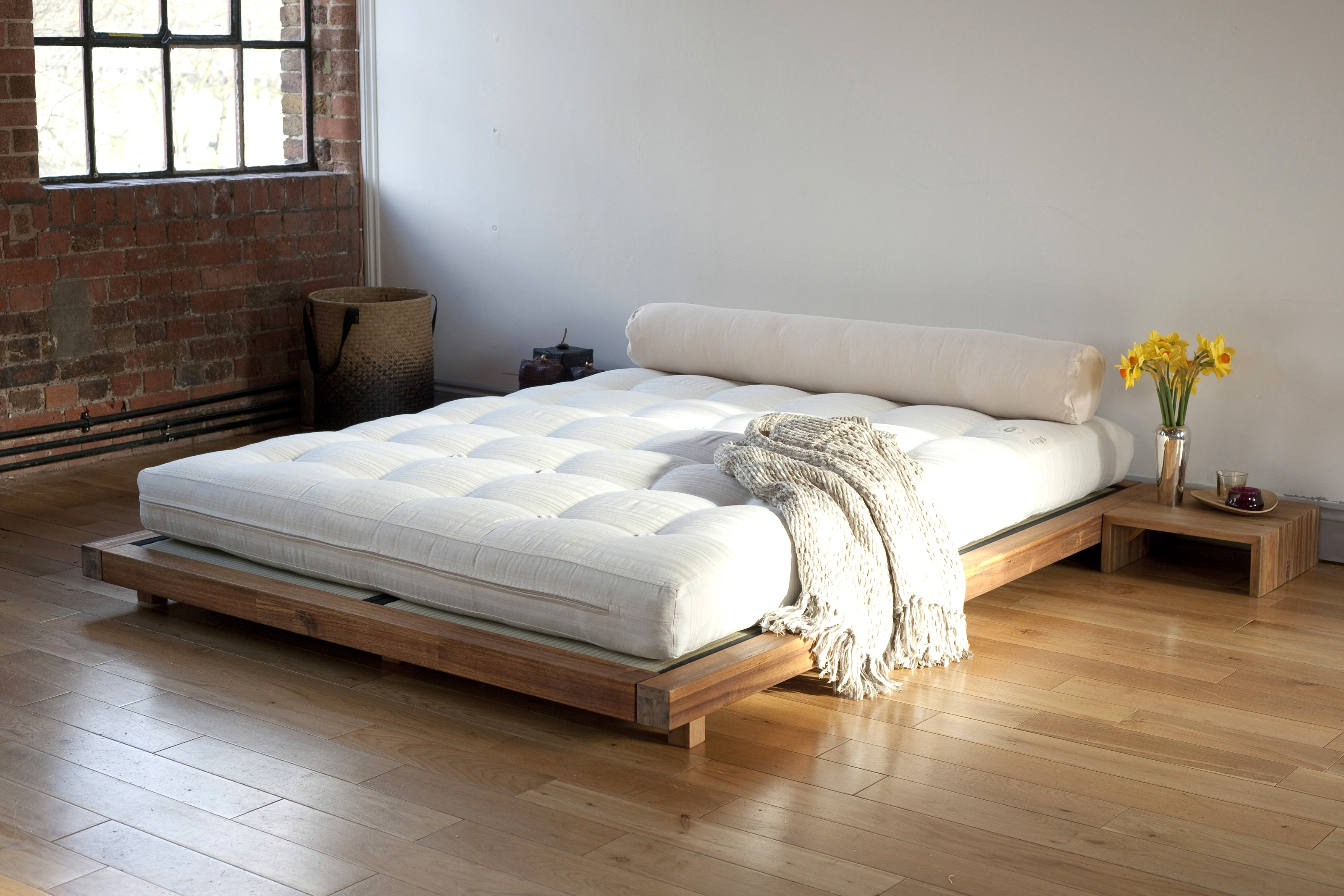 Low Profile Japanese Bed Frame