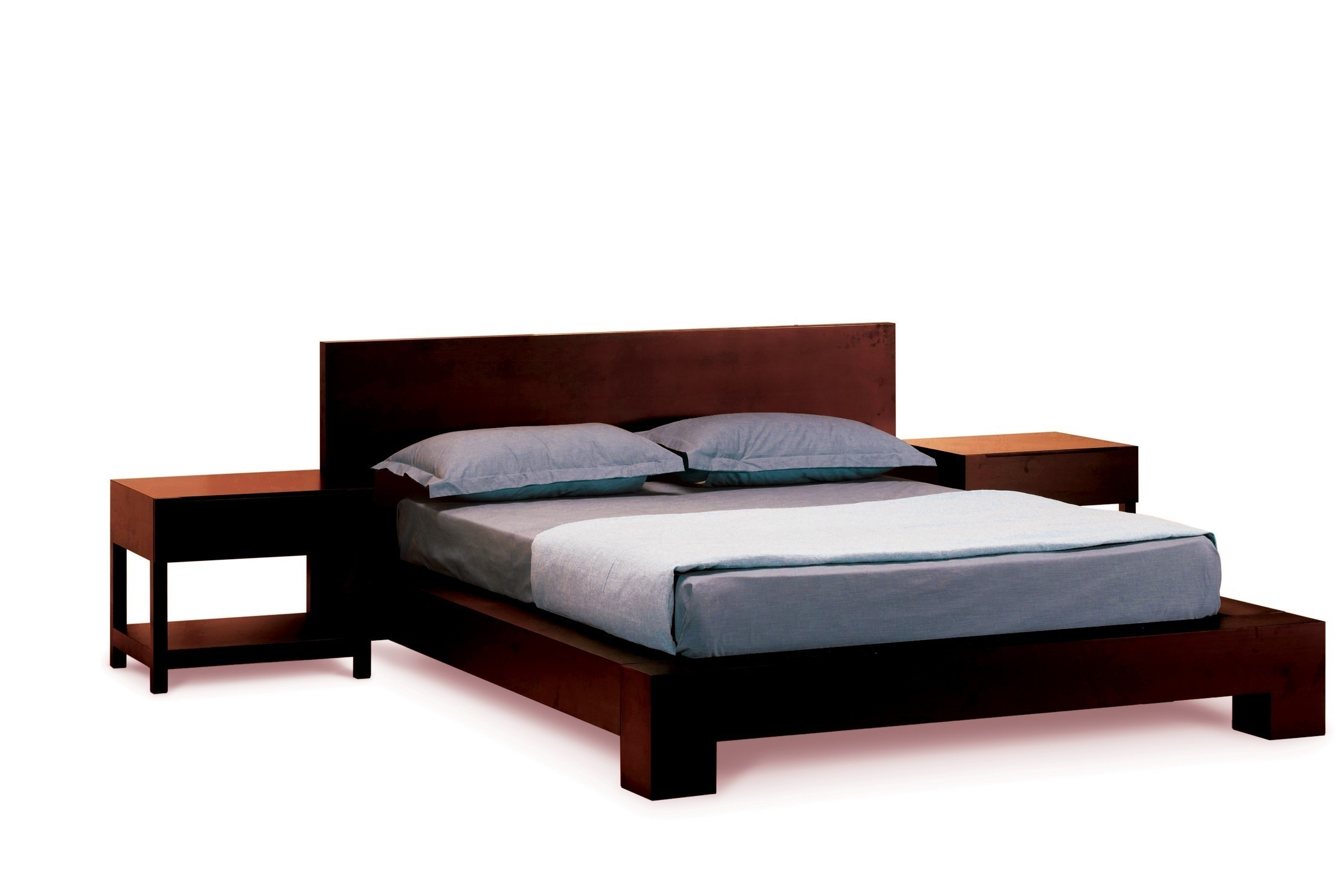 Low Profile King Size Bed Frame
