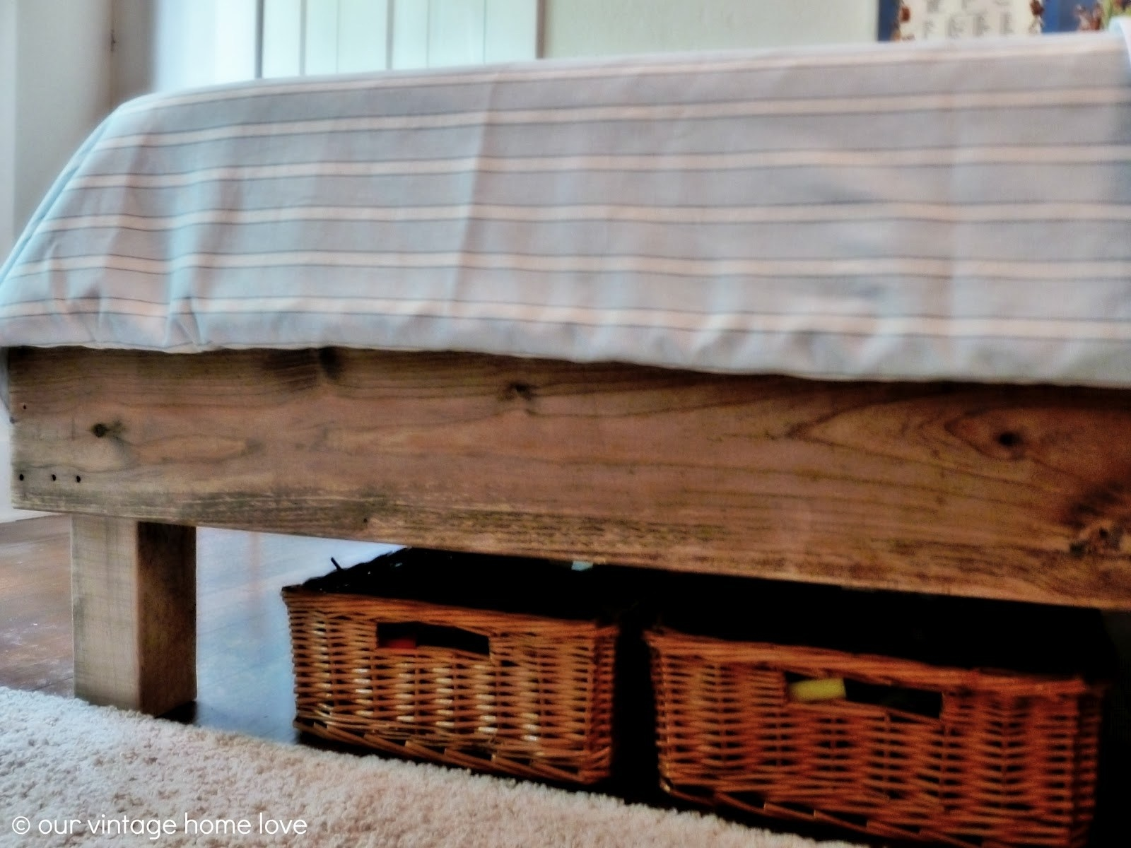 Make Wooden Bed Frame Stop Squeaking