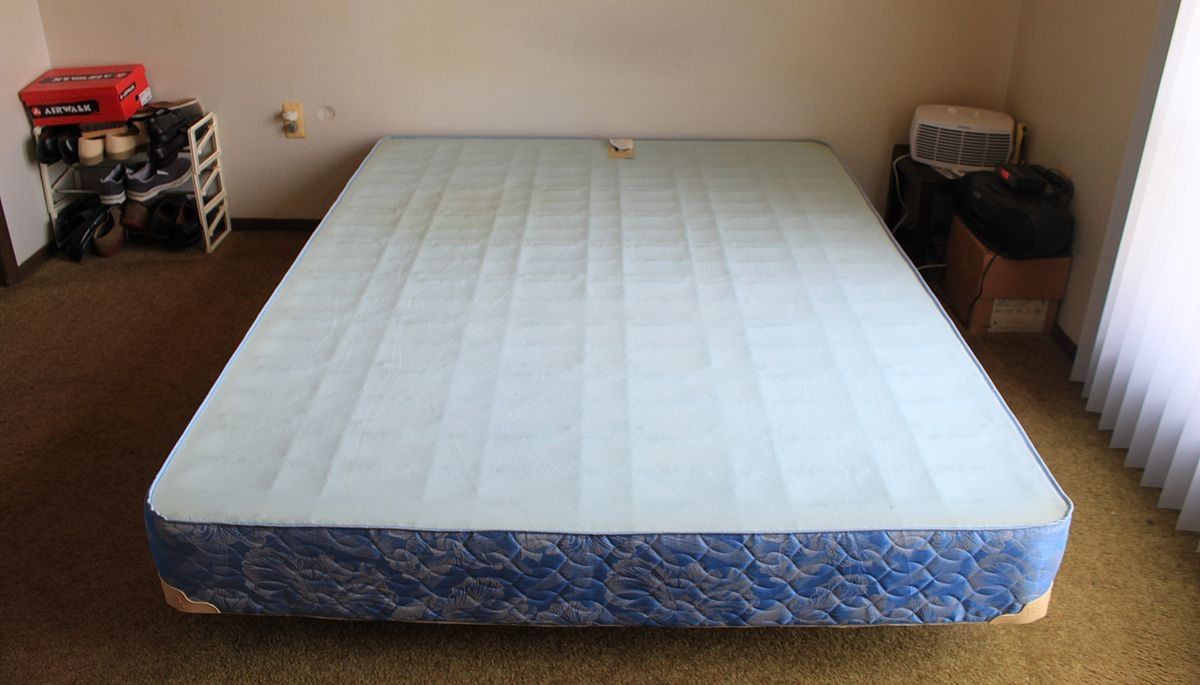 Mattress On Bed Frame No Box Spring