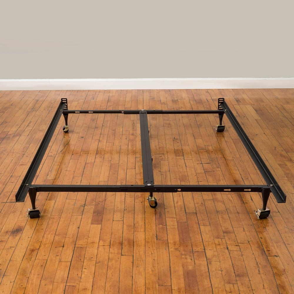 Metal Bed Frame Without Wheels