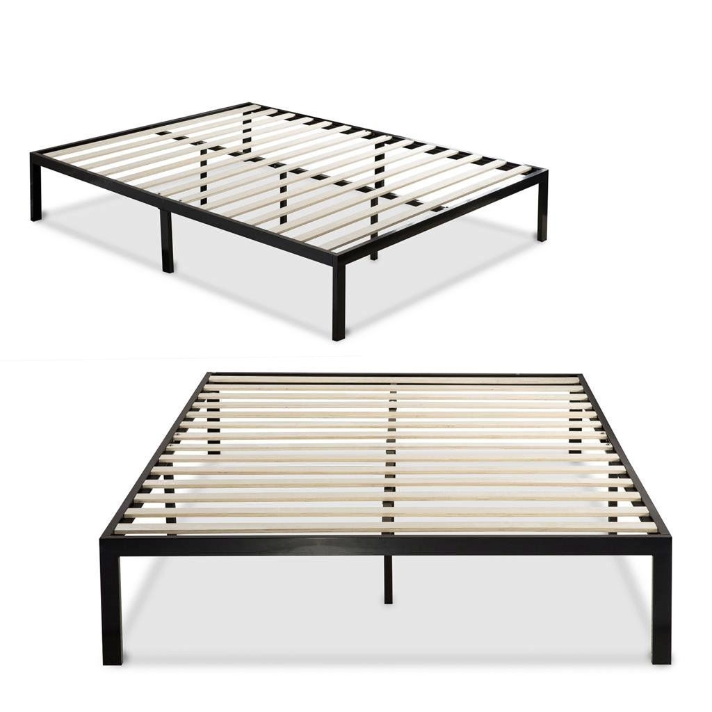 Queen Bed Frame No Box Spring Required