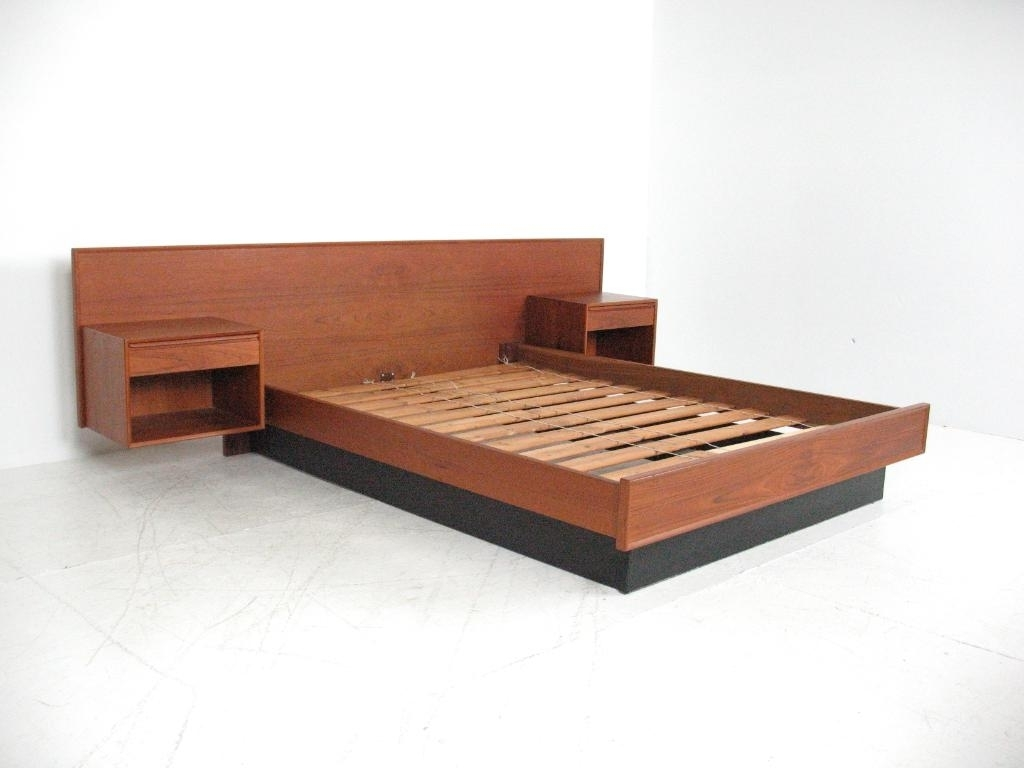 Permalink to Queen Platform Bed Frame With Drawers