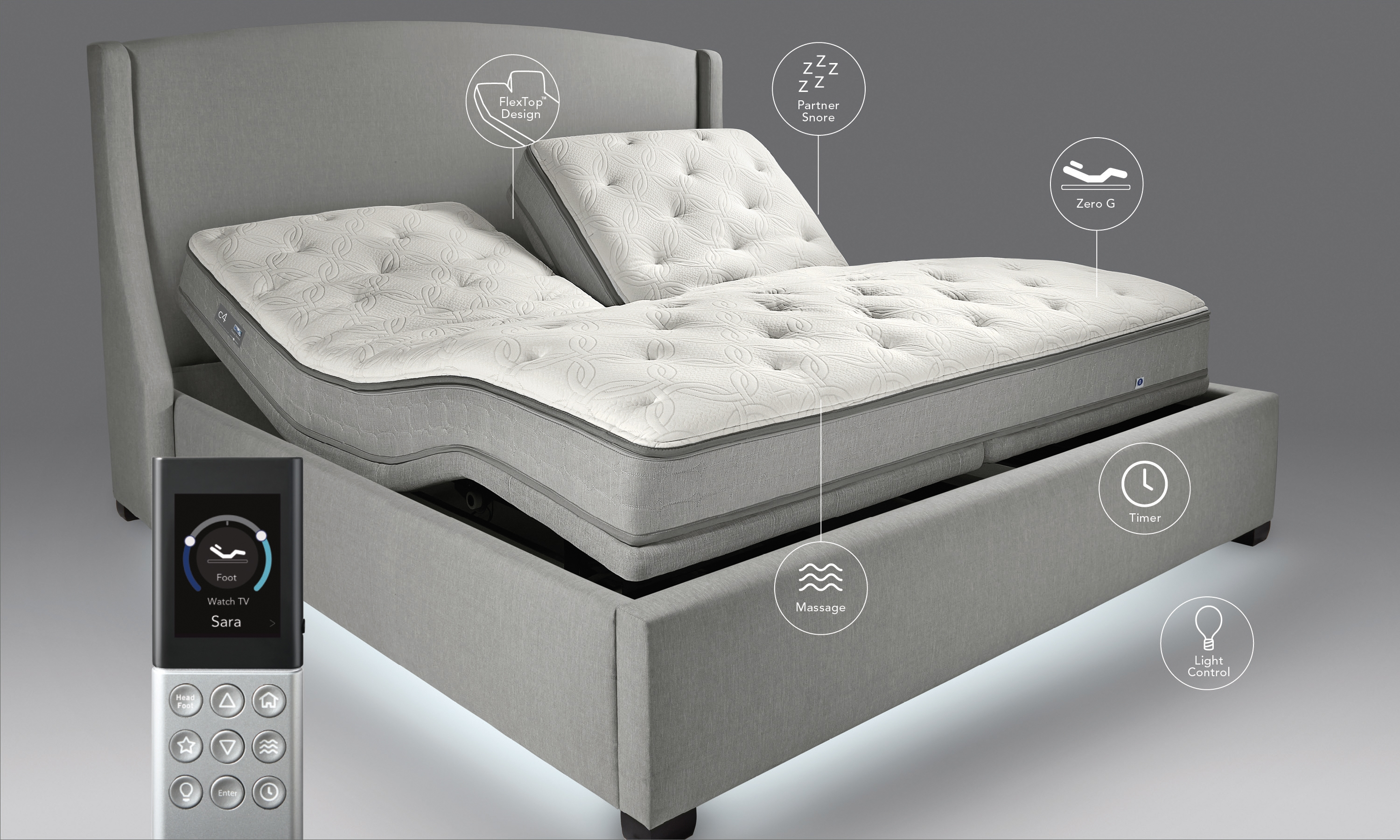 Permalink to Queen Size Bed Frame For Sleep Number Bed