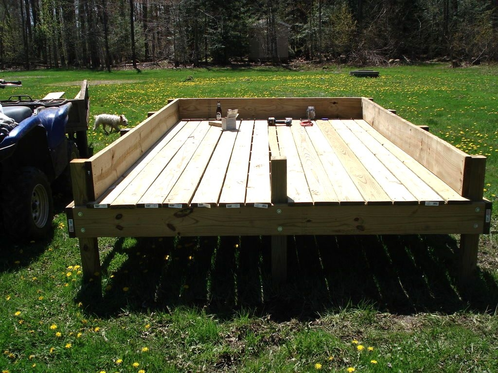 Raised Garden Bed Frame Ideas