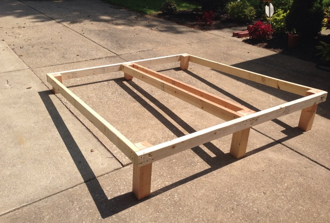 Raising Bed Frame Height