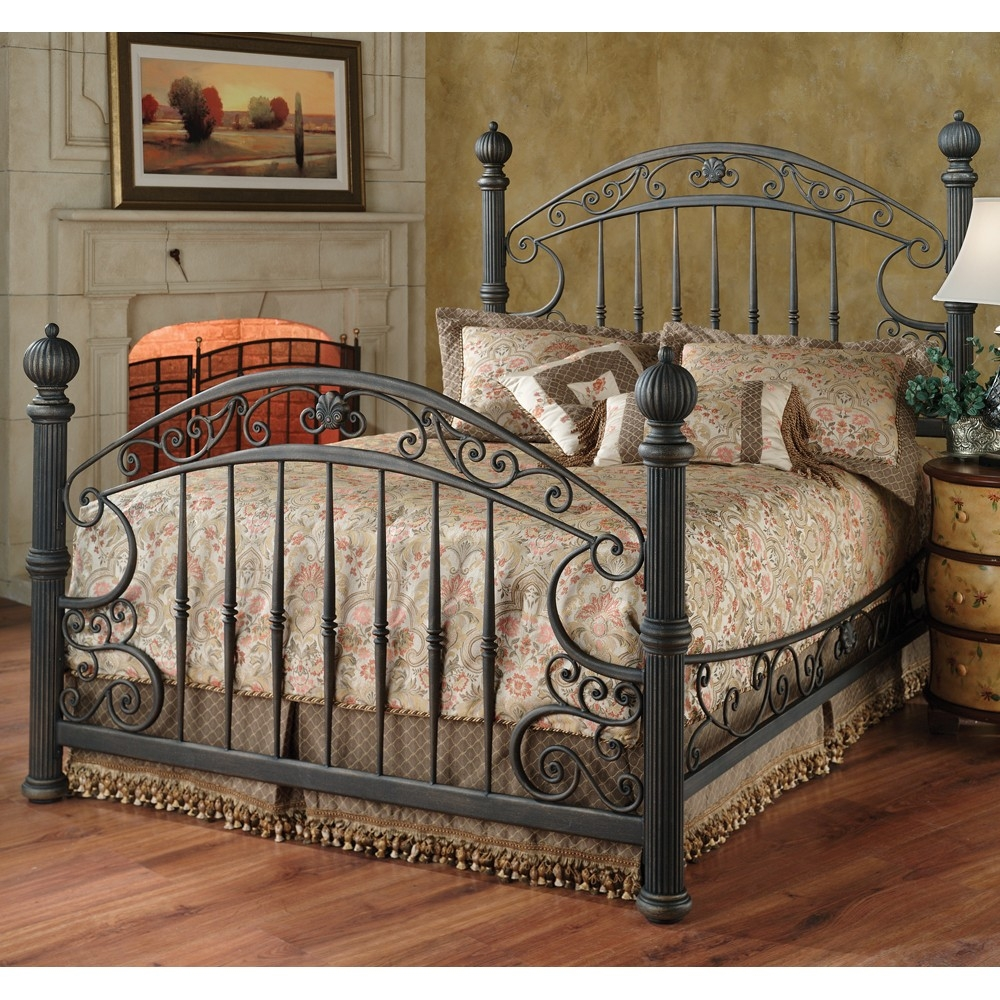 Rustic Metal Bed Frames