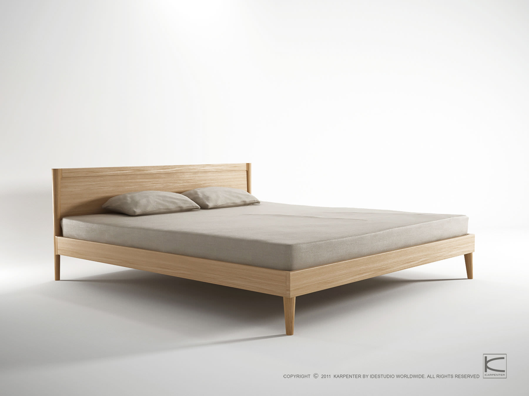 Scandinavian Bed Frames