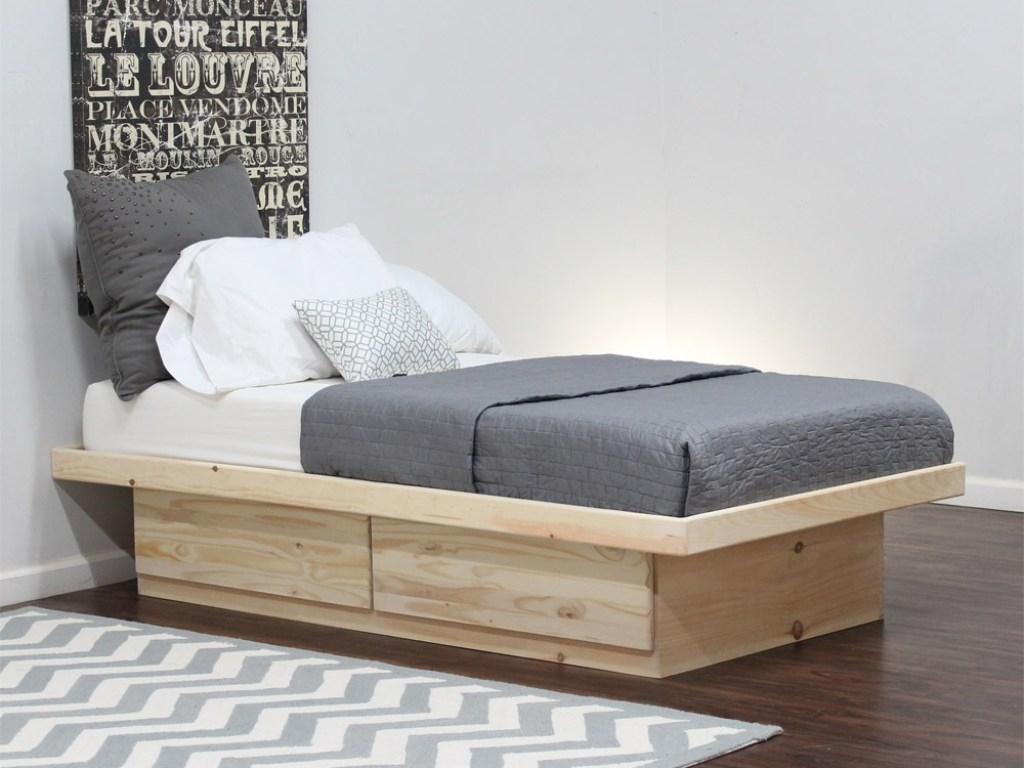 Sleepy's Twin Bed Frame1024 X 768