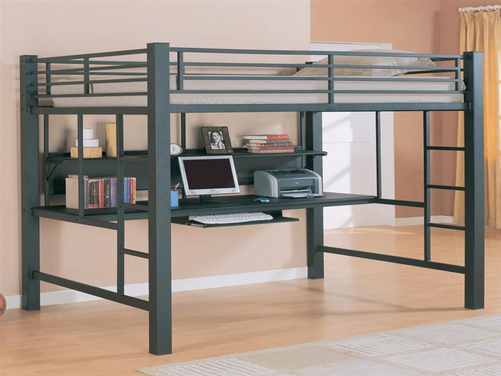 Permalink to Space Saver Bed Frame