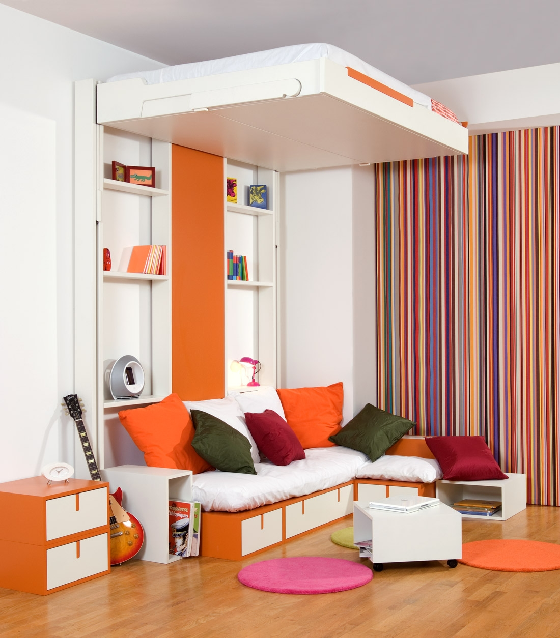 Space Saving Double Bed Frame