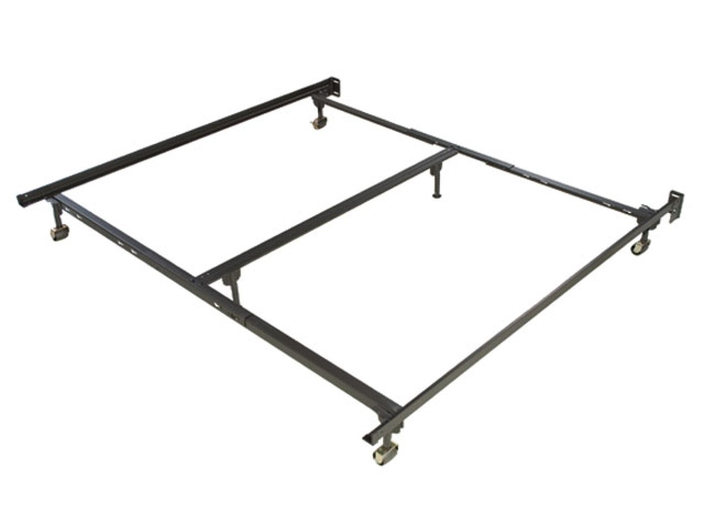 Steel Bed Frame King Size