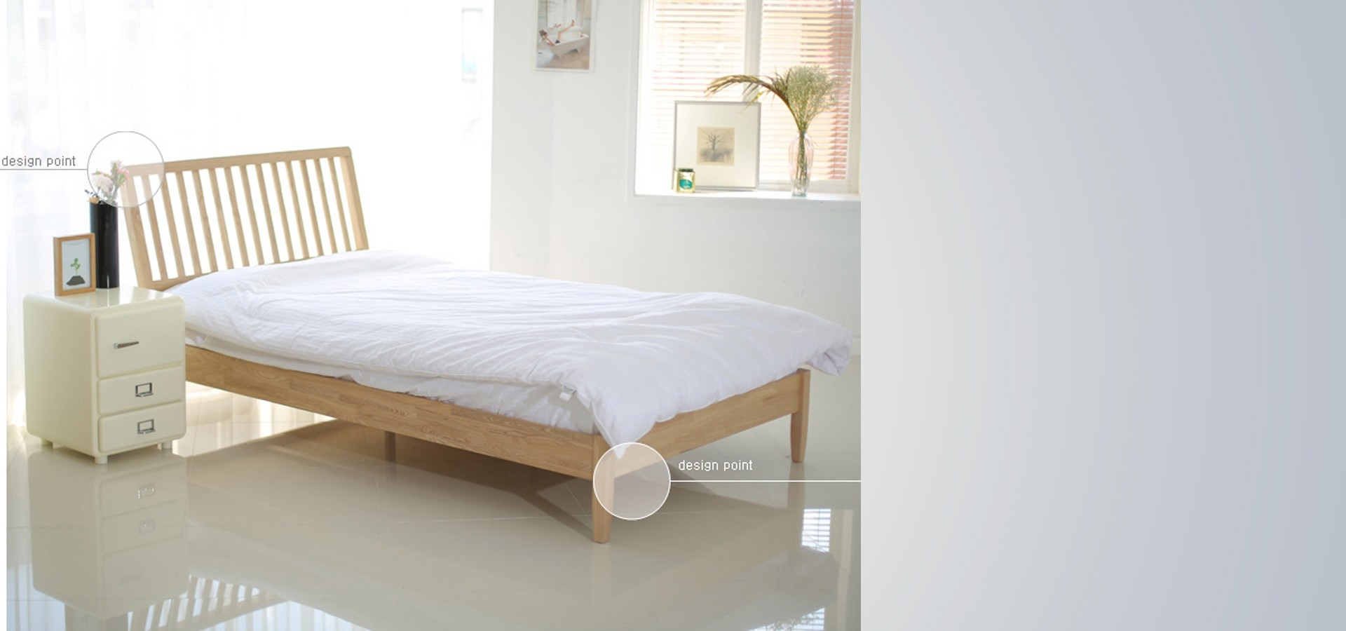 Super Single Bed Frame With Storage