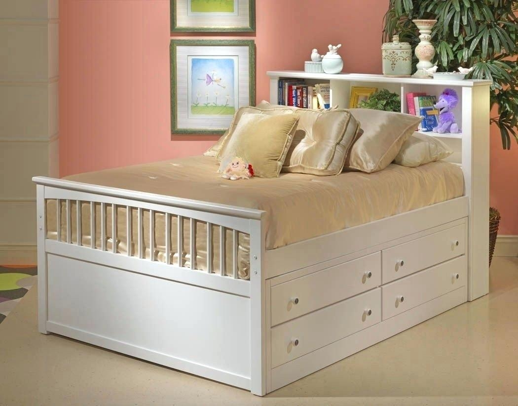 Three Quarter Bed Frame With Storage