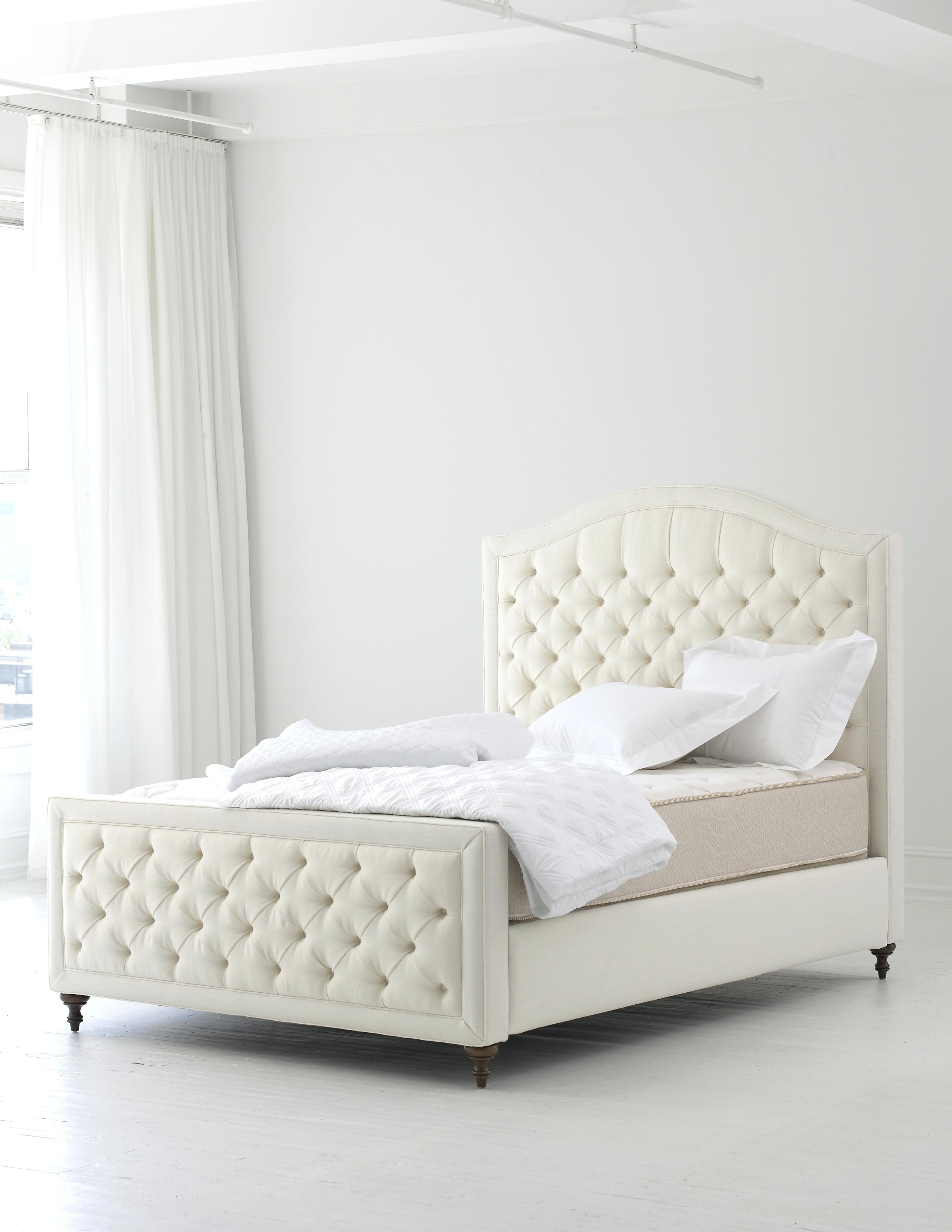 Permalink to Tufted Bed Frame Full Size