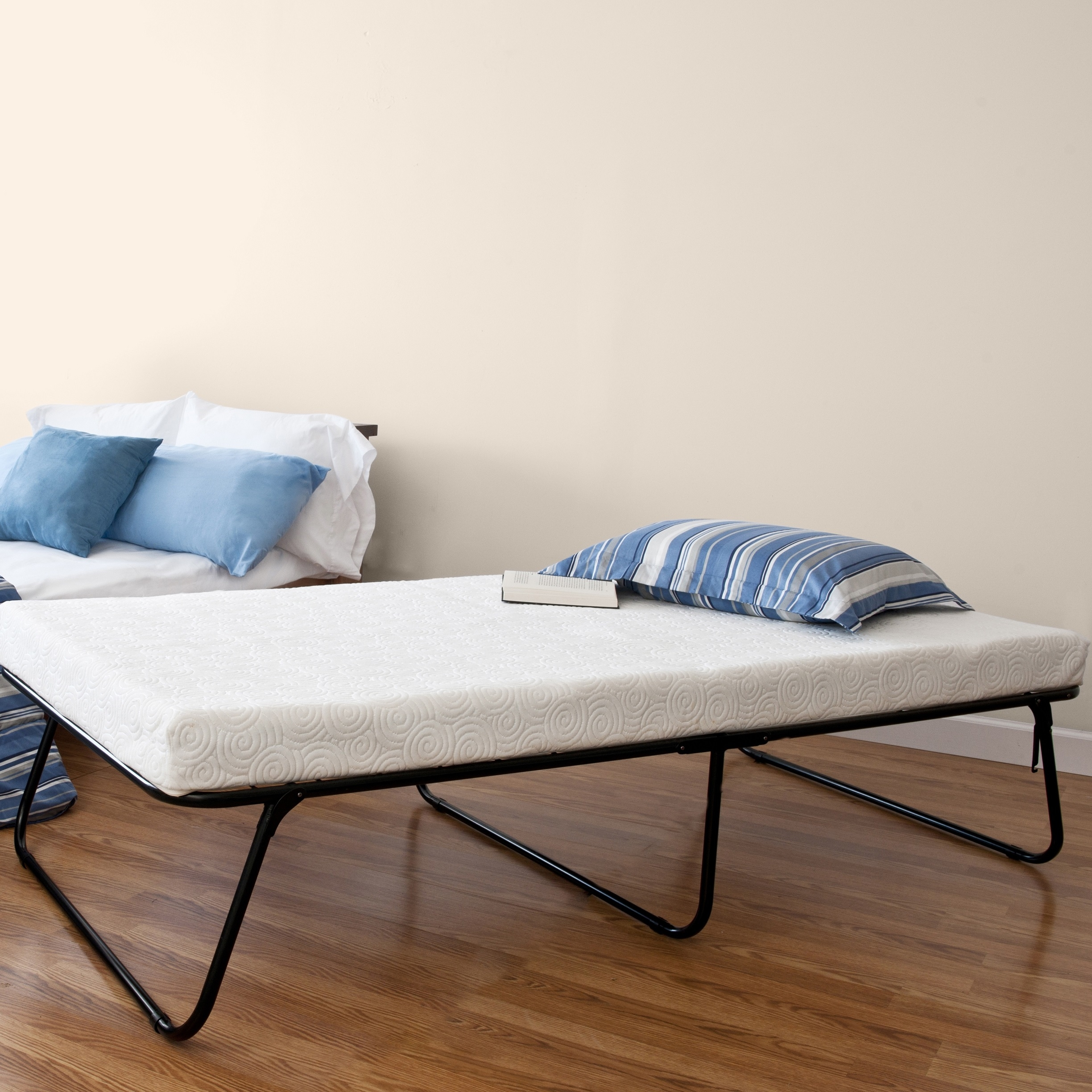 Twin Portable Folding Bed Frame