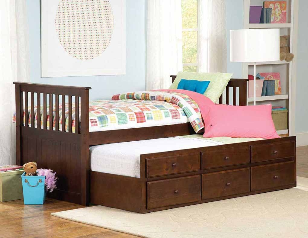 Twin Size Children's Bed Frame