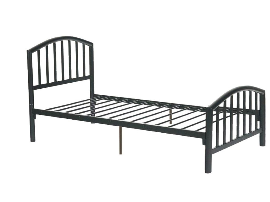 Twin Size Iron Bed Frame