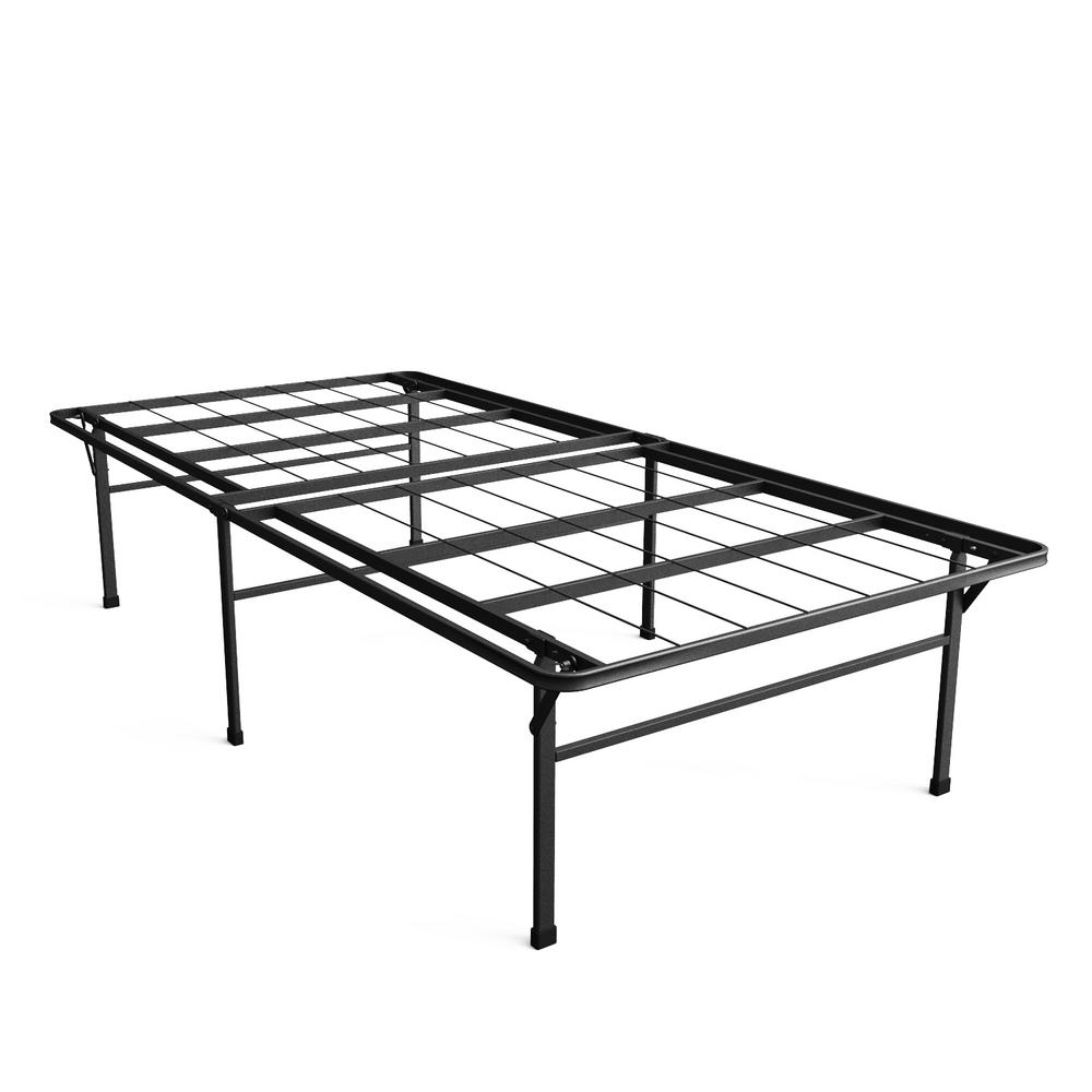 Twin Xl Metal Bed Framezinus high profile smartbase twin xl metal bed frame hd sb13 18txl