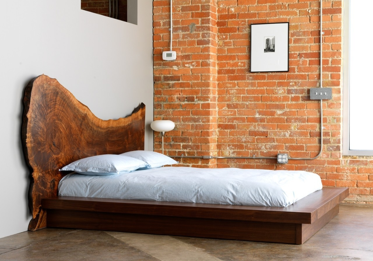 Unique Wooden Bed Frames
