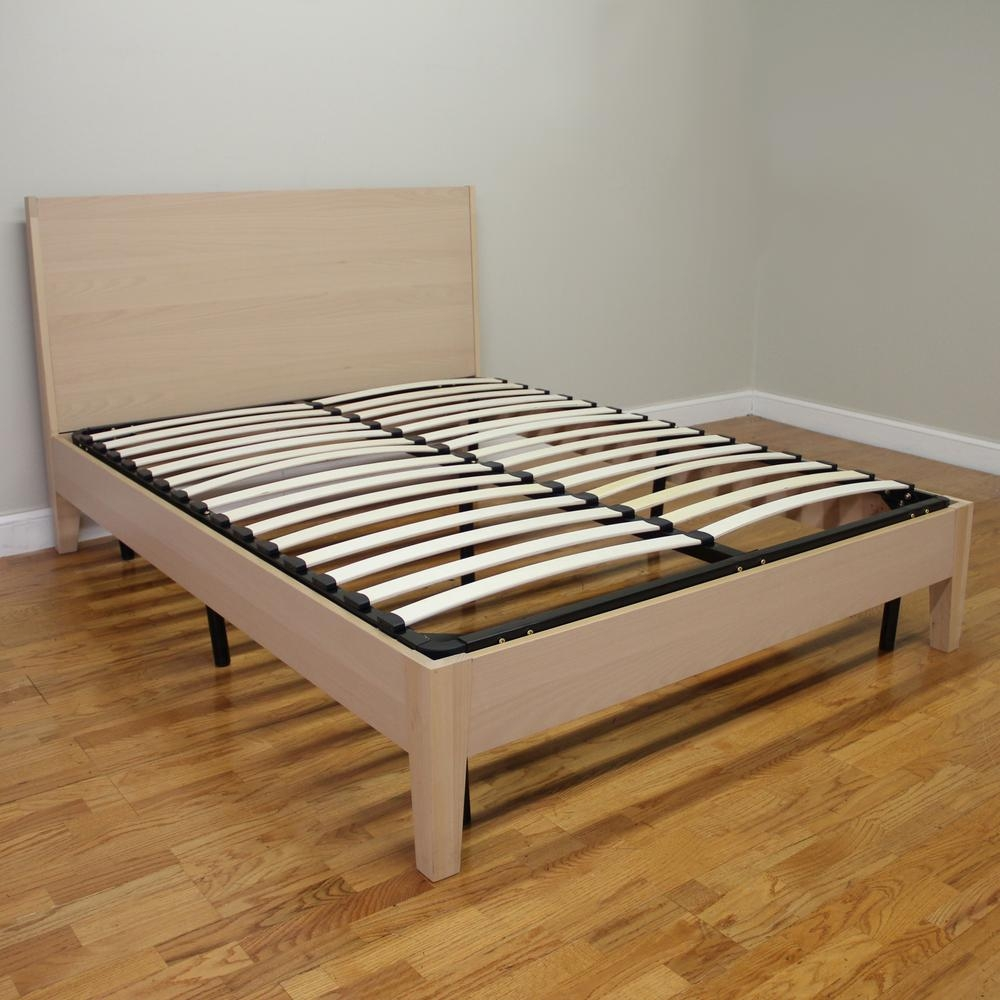 Wood Bed Frame Twin Xl