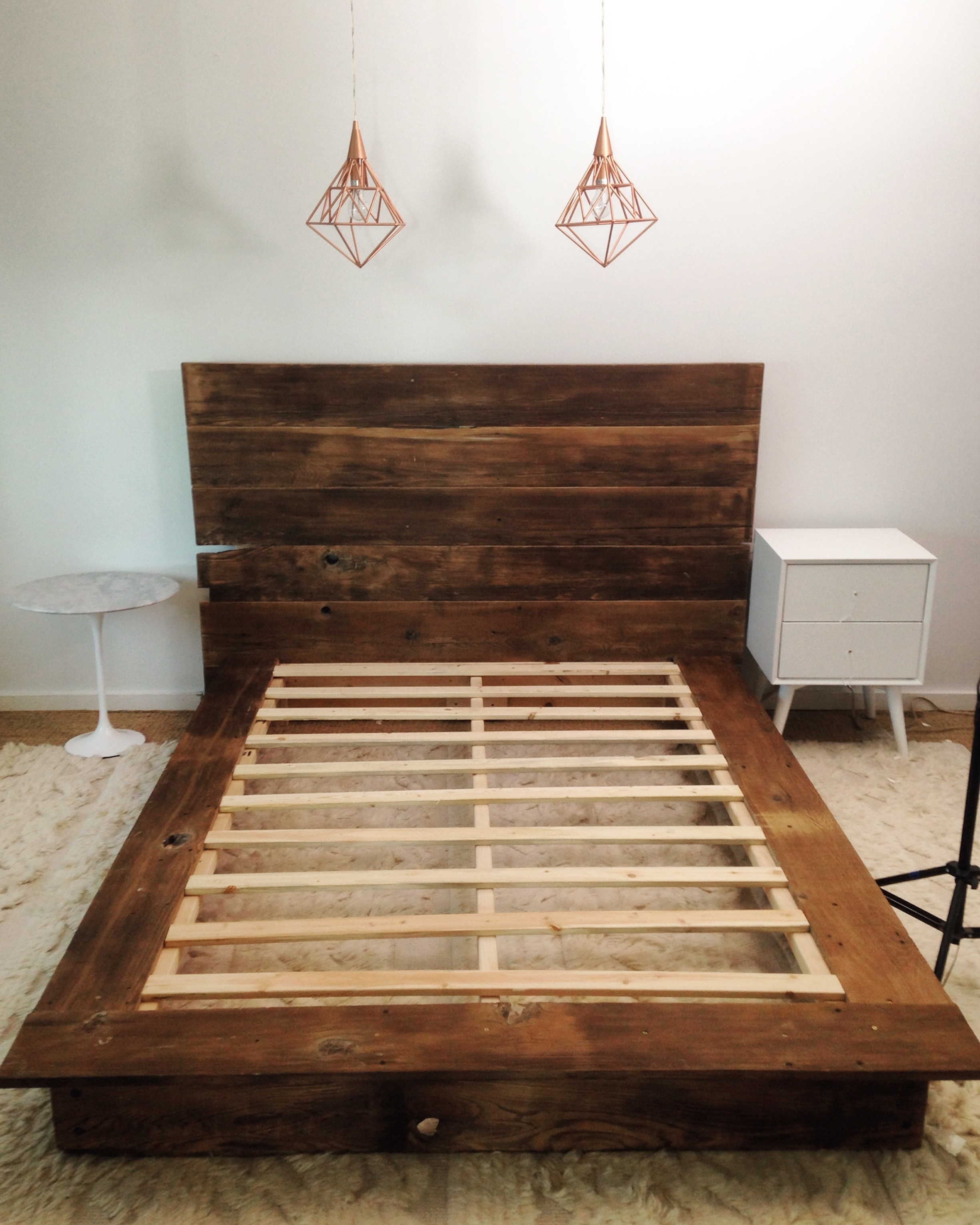 Permalink to Wooden Platform Bed Frames