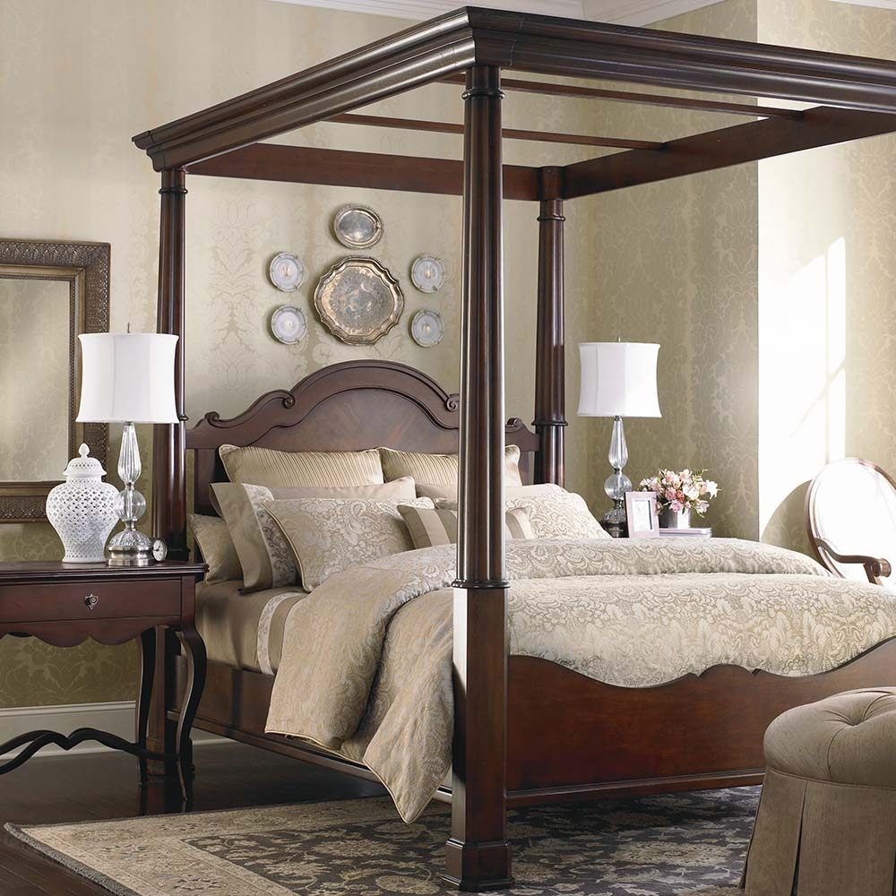 Permalink to Wooden Poster Bed Frames