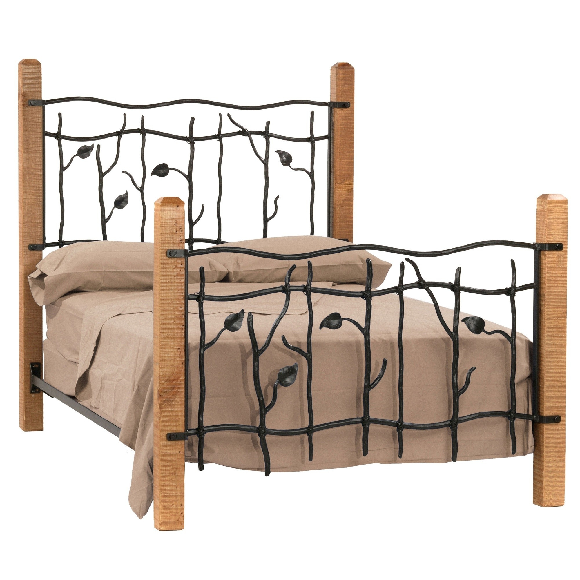 Permalink to Wrought Iron Sleigh Bed Frames