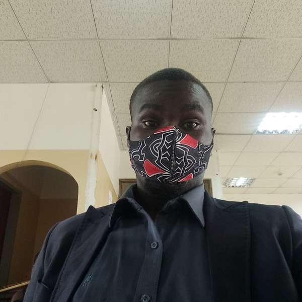 Wisdom Kangulu- vala mask