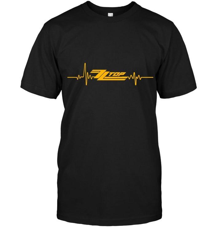 Zz Top Heartbeat Shirt