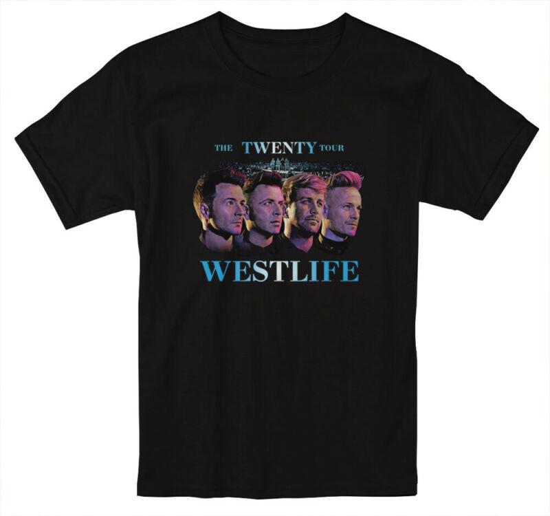 WESTLIFE the twenty tour 2020 T Shirt S-5XL Men And Women